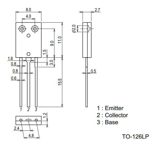 C3807 Transistor