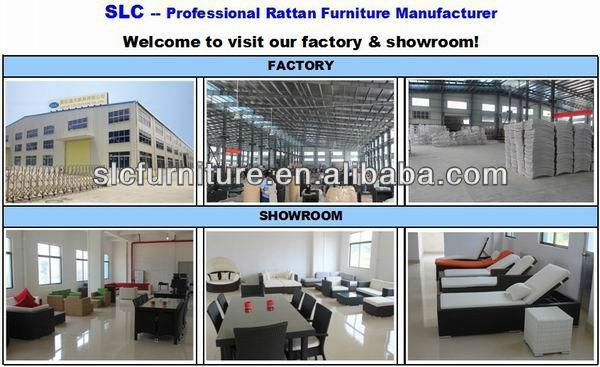 POPULAR Rattan Corner Sofa (SC-B7018-B)
