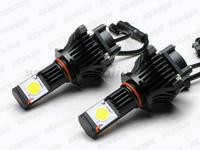Источник света для авто High power 50W White H10 Car Headlight bulb led Lamp Bulbs 5000K 1800LM auto Truck H10 LED CREE Head Light