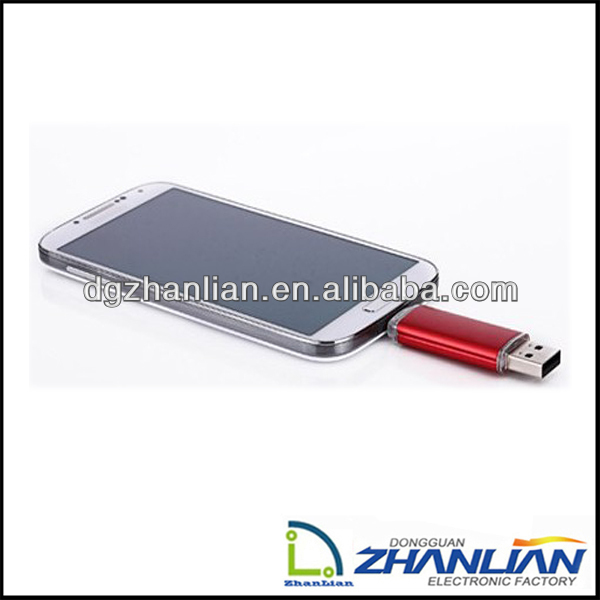 China Wholesale New Product/memory card/ 8gb/16gb/64gb/32gb OTG usb flash drive