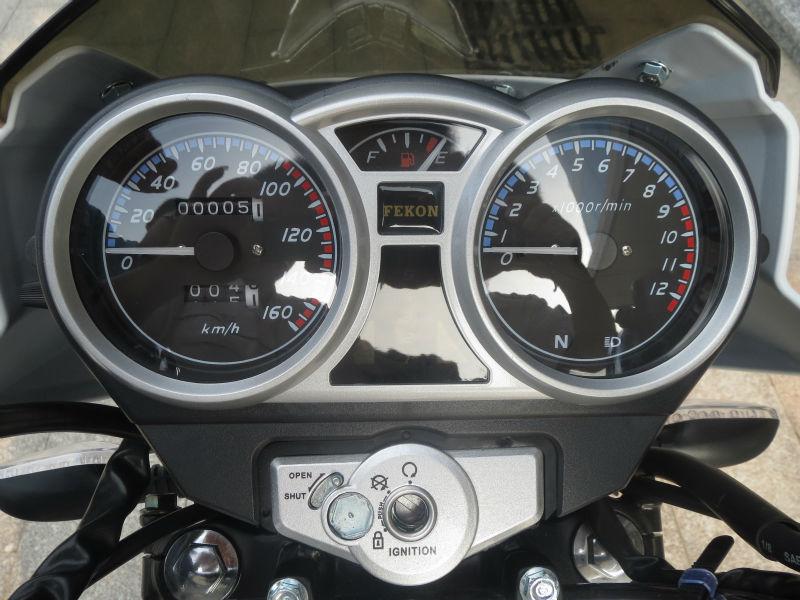 +86-3694242306 hot sale 150cc Fekon moto