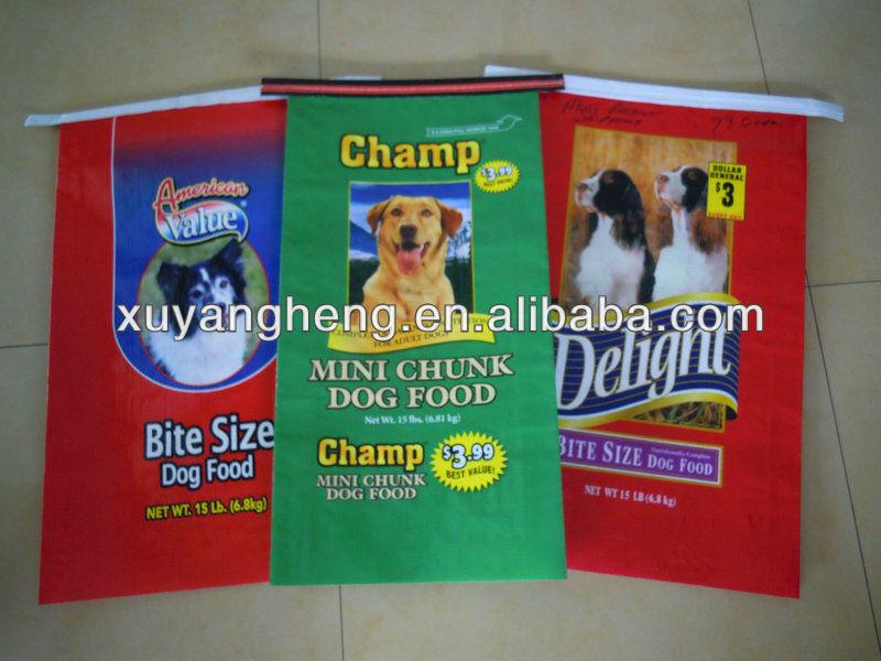 Feed Bag/Animal Feed Plastic Bag/Food Packing Bag