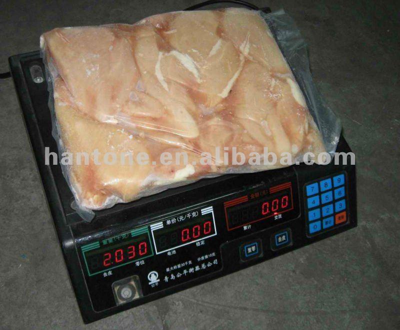 Frozen Halal poitrine de poulet désossé sans
