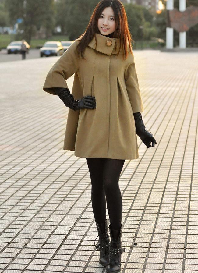 Зимние пальто для беременных 82