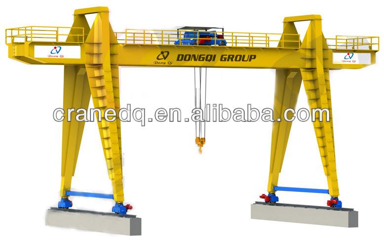 Mobile Gantry Crane Nz : Mg model ton double girder gantry crane with cantilever