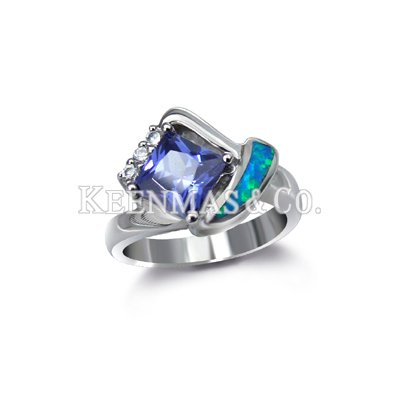 High Fashion Designers Hawaii on Volime Of Opal Jewelry Rings  Hawaii Styles Oem Or Odm Orders Welcome
