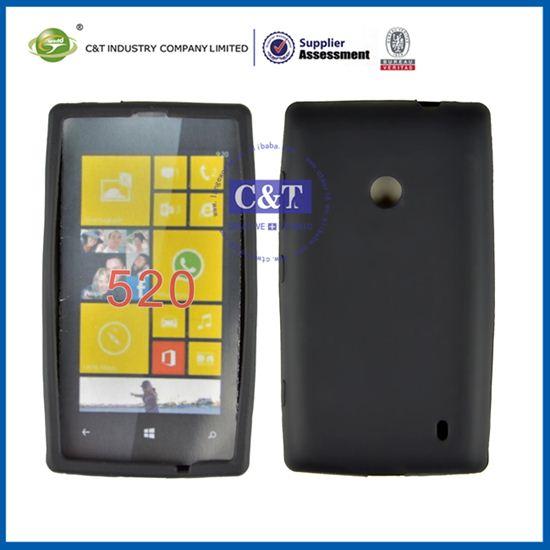 Silicon Nokia Lumia 520 Cover For Silicone Nokia Lumia
