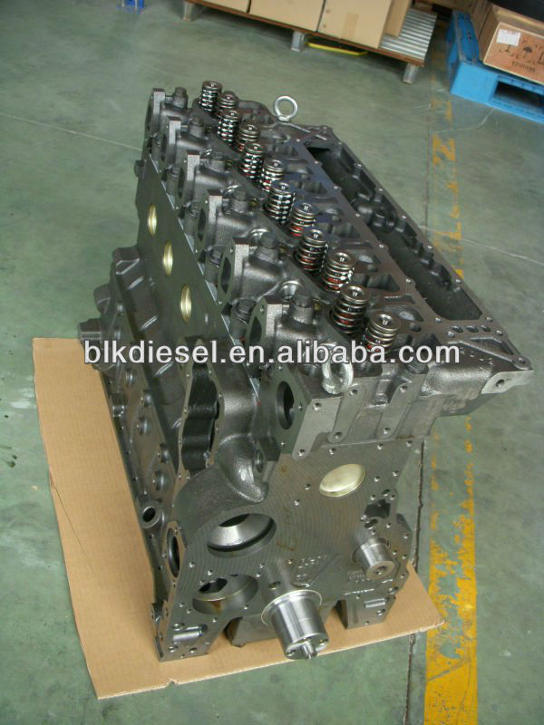 4bt marine engine Cummins application dongfeng truck ISDe160 160hp