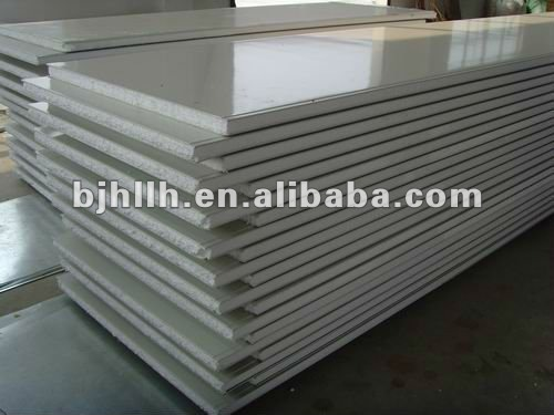Low-Cost EPS Sandwich Panels with Great Sound Insulation