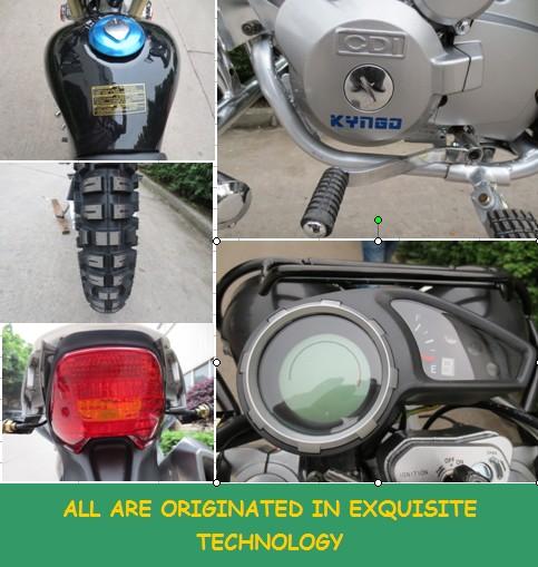 2014 Cheap New Motorcycle(China Chongqing made),KN200GY-D
