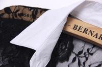 новые осенне летних женщин новые женские блузки вышитые кружева рубашки Топы