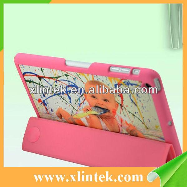 sublimation smart flip case for iPad mini