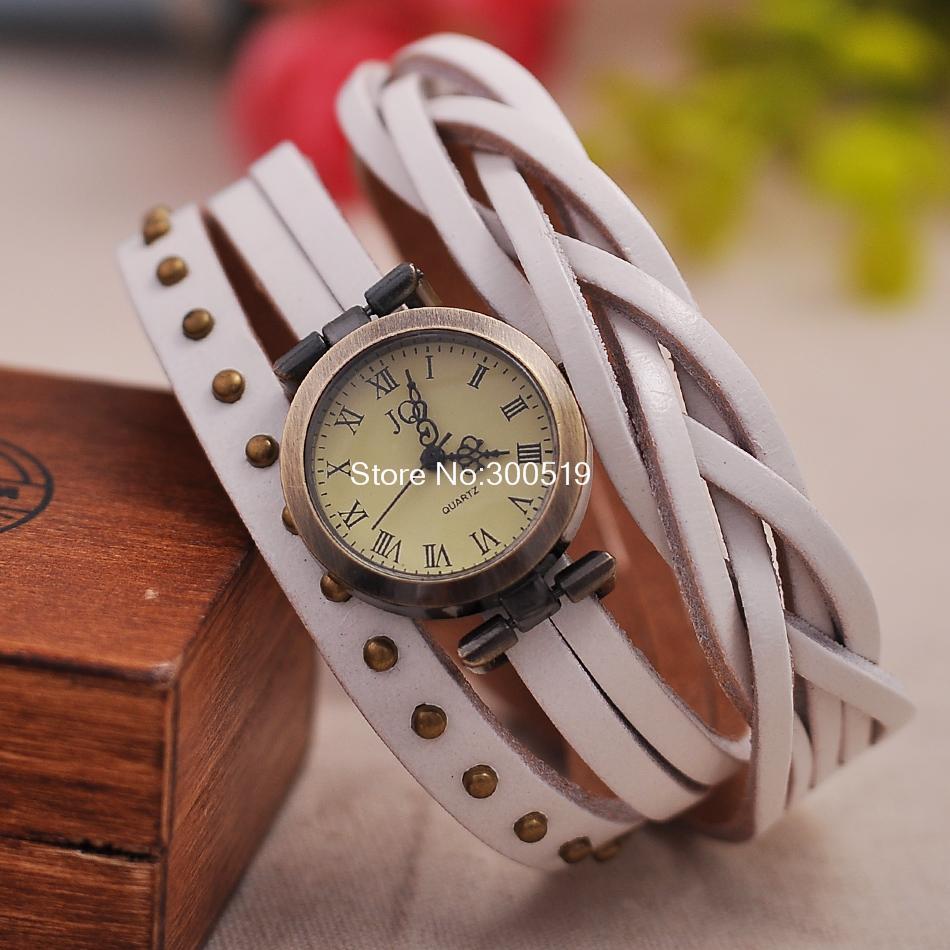 Красивый браслет для часов своими руками