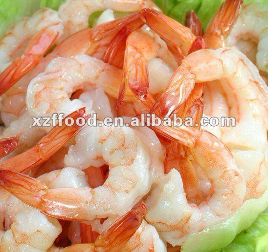 Frozen Vannamei White Shrimp