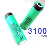 Потребительская электроника 100 18650 NCR18650A 3100mAh li/ion 3.6V 18650