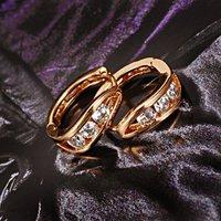 Серьги-кольца Bibi  be-0132