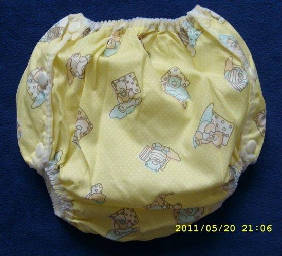 baby diaper plastic pants. Size:Baby,Adult 100% waterproof