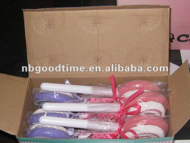 Pumice Foot File, Lollipop foot file , Cuidado personal file