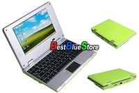 Dropshipping! 7 «android 2.2 или netbook ce 6.0 через 8650 wifi 256mb 4 hdnotebook мини-ноутбук