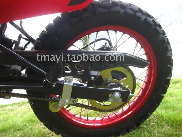 Натяжной ролик цепи мотоцикла кросс своими руками