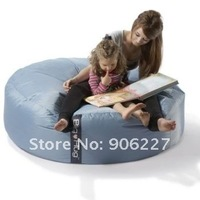 Round soft bean bag sofa