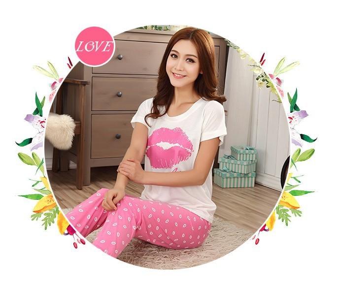 Женская пижама Milk Homewear /Sports M0005