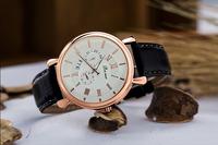 случайные натуральная кожа ремешок часы мужчин спортивные часы военной моде роскошные мужчины кварц военные часы мужчин будильник relojes
