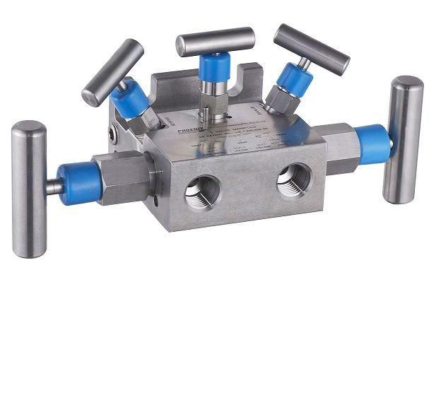 Instrument valve manifolds way