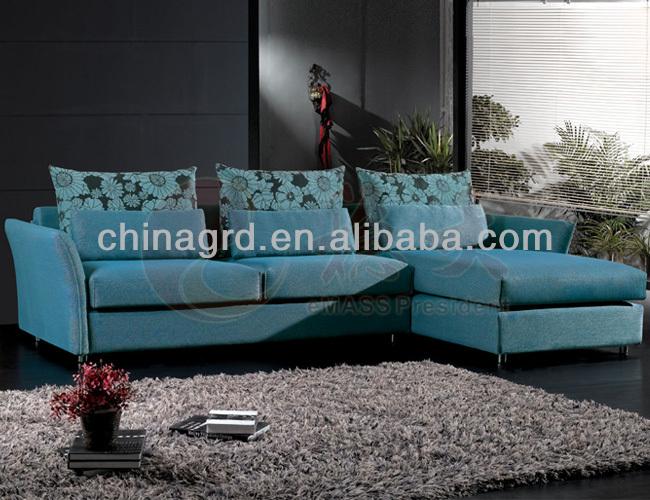 2014 meubles de maison design en forme de l canapé cinéma em-859