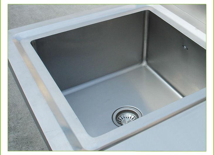 Stainless Steel Deep Kitchen Sink, View stainless steel kitchen sink ...