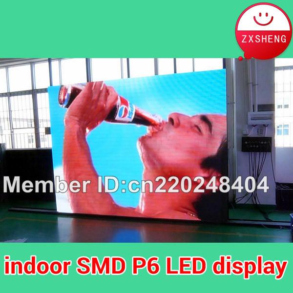 Módulo LED SMD P6 (8)