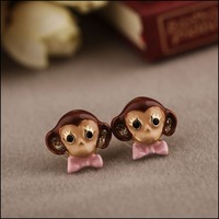 Серьги-гвоздики BJ Fashion Earrings/Animal Series Studs #NR273