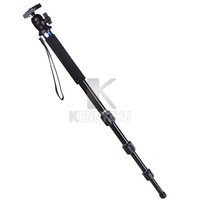 Штатив для фотокамеры Fotopro NGA-54N Professional Aluminum Alloy Monopod Camera Monopod With Tripod Head For DSLR Camera Camcorder