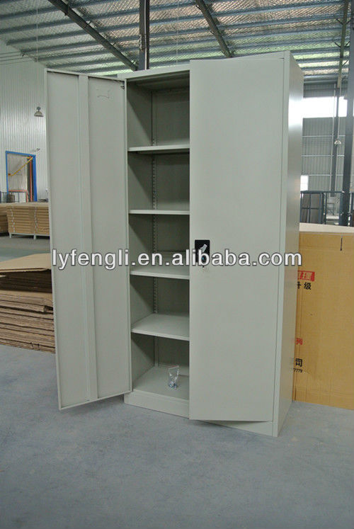 Modern Elegant Steel Open Door Dental Office Filing Furniture