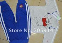 Комплект одежды для мальчиков Fashion Boy's Suit, Shirts+Pants s MOQ 1sets