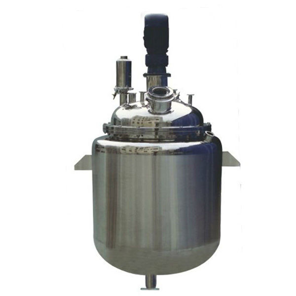 PL industrial stainless steel liquid juice shampoo mixing mixer tank