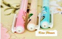 Гелевая ручка Korea style Stationery cute girl design gel pen 0.38mm 60Pcs/Lot