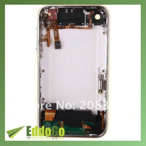 Back Housing Cover Case Assembly Replacement Parts For iPhone 3GS Free shipping