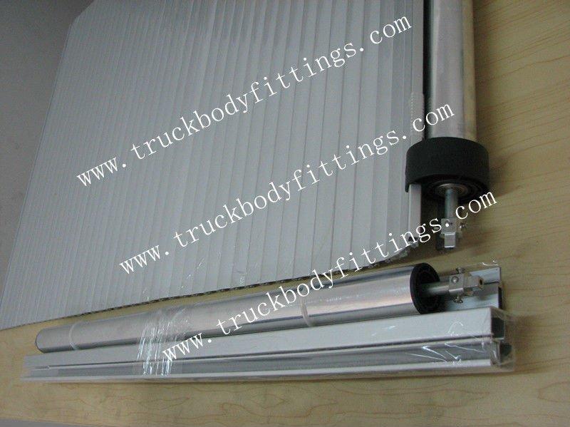 Kitchen Roll Up Door Aluminum Roller Shutter Cabinet Roll Up Door