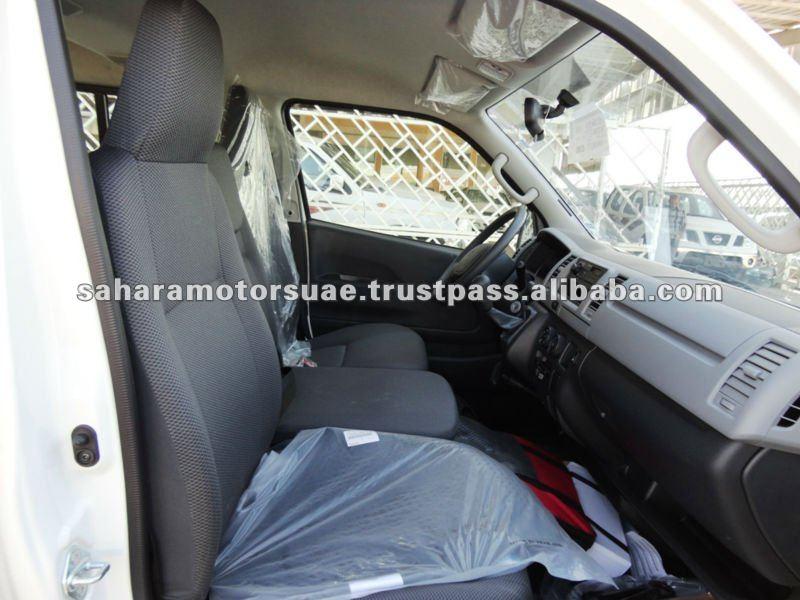 2013 BRAND NEW TOYOTA HIACE STANDARD ROOF 2.7L PETROL 15 SEAT BUS