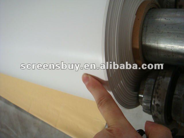 Tecido de tela perfurada,rear projection film,3D Silver screen fabric