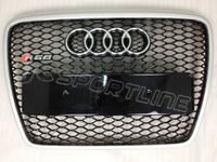 Решетка радиатора JC sportline ABS Audi A6 C6 RS6 05/11