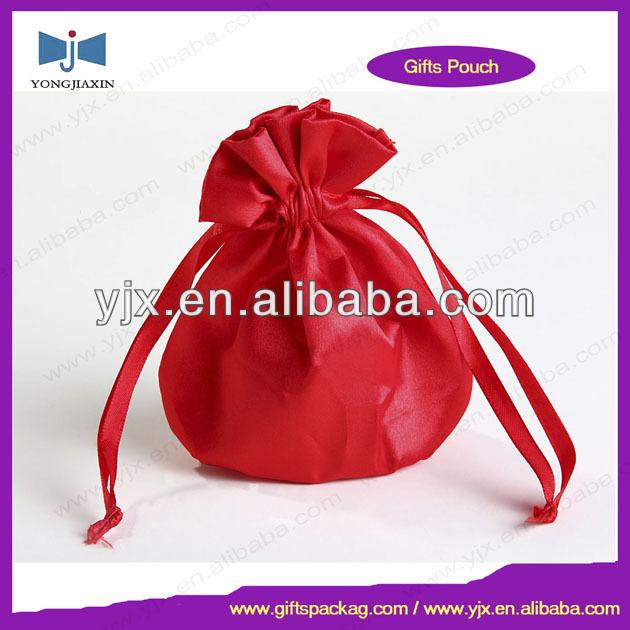 custom large satin bags wholesale