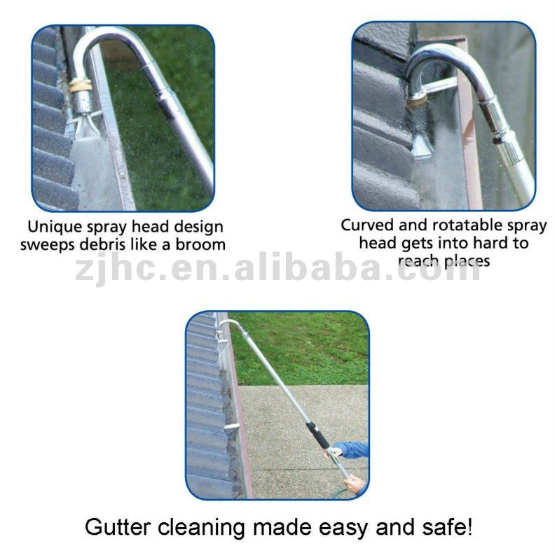 2014 Garden Metal And Convenient Telescoping Gutter ...