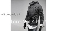 High collar coat 2012 new arrival Hoodies top brand men's jackets,men's dust coat,men'soutwear   1027