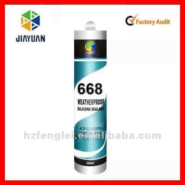 acidity silicone adhesive silicone sealant 280ml for Windows bath crock tub, ambry and ceramic tile