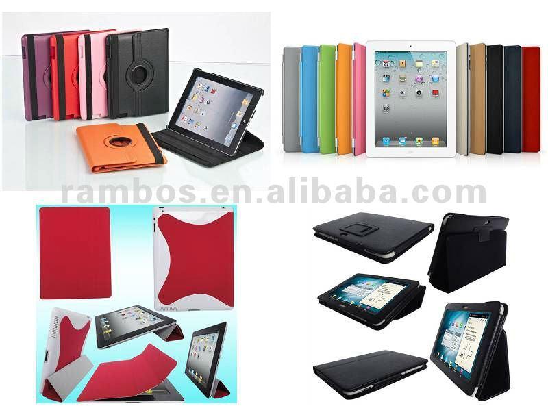 Colorful Smart TPU Case for ipad 2
