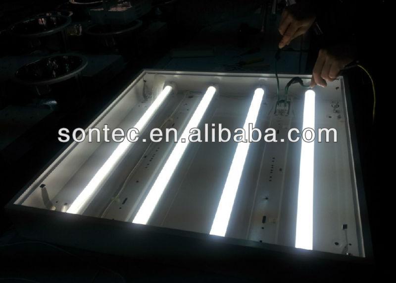 t5 t8 그릴 리 세스 주도 패널 조명 600x600-LED 위원회 빛-상품 ID ...