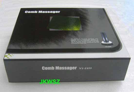 Restauração Comb Kit Tratamento Capilar Cuidados Hairmax cabelo do laser massagem pente massager Frete grátis