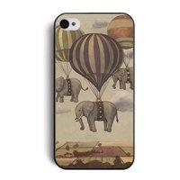 Чехол для для мобильных телефонов Elephant Teal Ombre Chevron Designer Case Verizon AT&T Sprint case for iPhone 5C